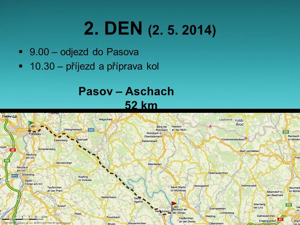 13.00 – vykládka kol a odjezd na cyklostezku OKOLO TŘEBONĚ 39 km
