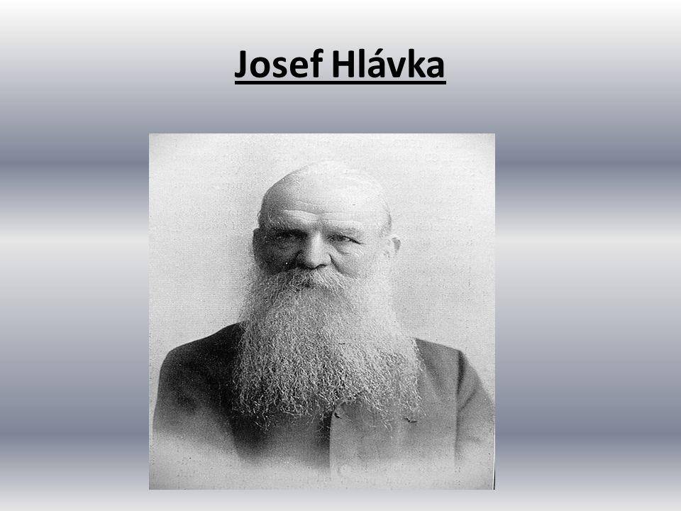 Josef Hlávka