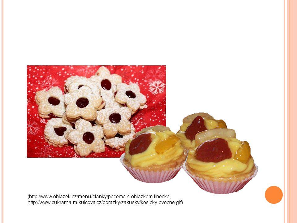 VAFLOVÉ TĚSTO charakteristika: světle šedá barva, viditelné tečky jádrovin, polotuhá konzistence, suroviny: mouka hladká, cukr moučka, margarín (máslo), vejce, cukr vanilín, jádroviny, mletá skořice, náplně: ovocná, jádrová, (http://www.benea.cz/cz/vyrobky/cukrarske-polotovary)