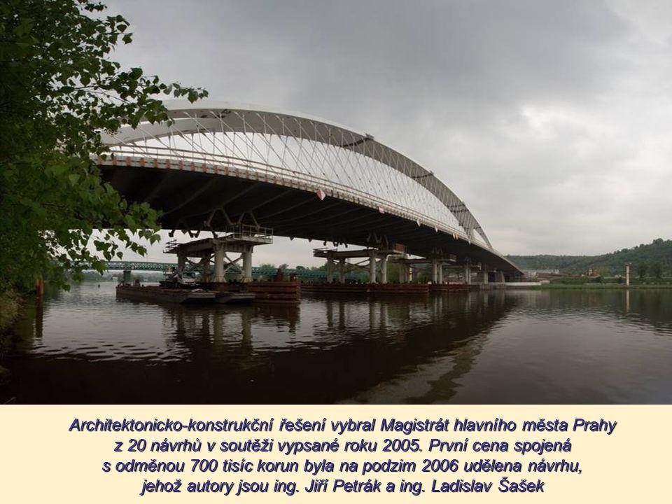 Praha bude mít ale hned o most víc!