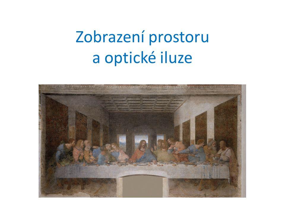 Zobrazení prostoru a optické iluze
