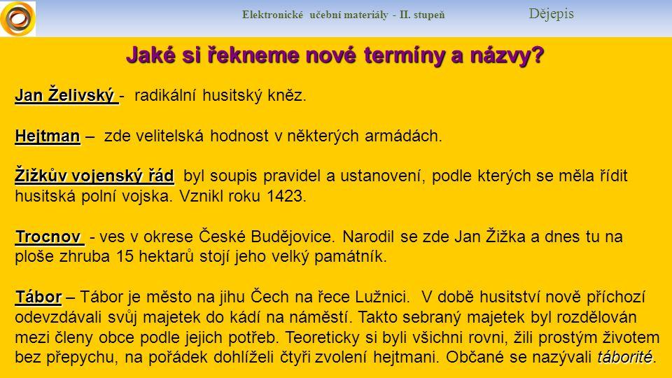 Jan Želivský Jan Želivský - radikální husitský kněz.