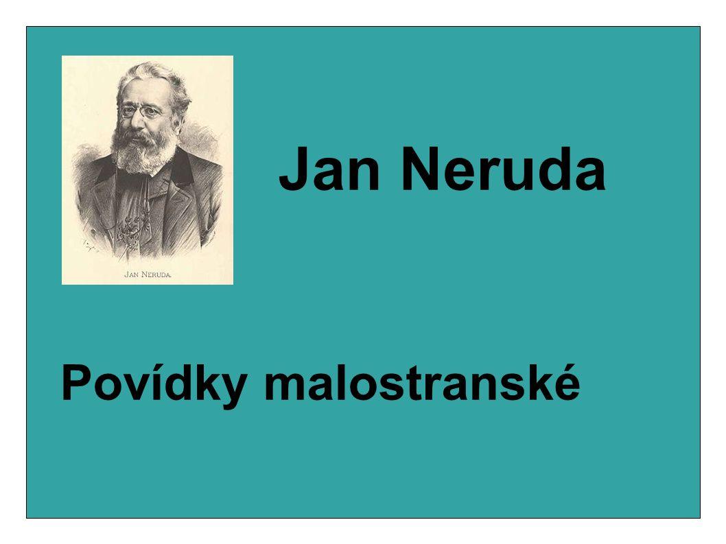 Jan Neruda Povídky malostranské