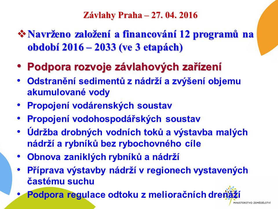 Závlahy Praha – 27. 04.