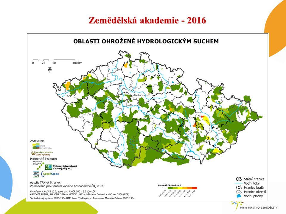Zemědělská akademie - 2016