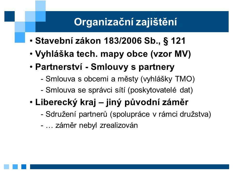 """Nové výzvy Nový VF XML (samostatná prezentace) Automatizace tvorby OMPS Inventarizace dat RÚIAN Integrace se službami STI –""""Náběrové místo (vyjadřování k existenci sítí) –Nové služby pro veřejnost Georeport DTM"""