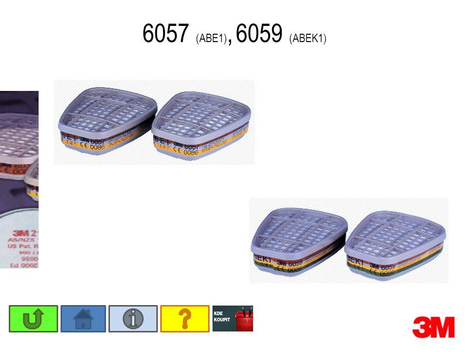 6057 (ABE1), 6059 (ABEK1)
