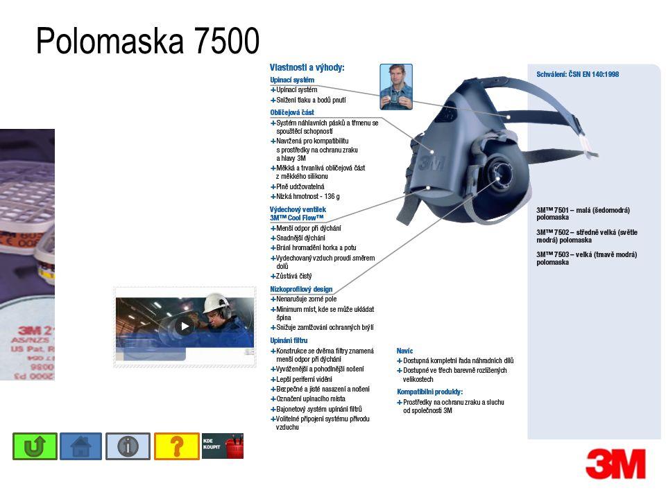 Polomaska 7500