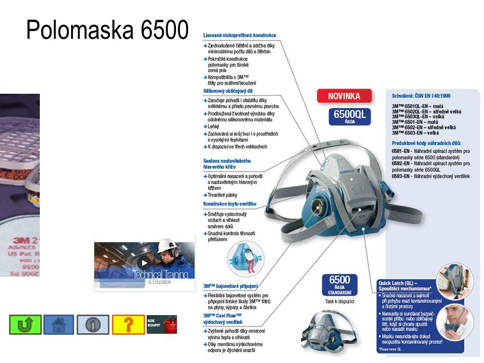 Polomaska 6500