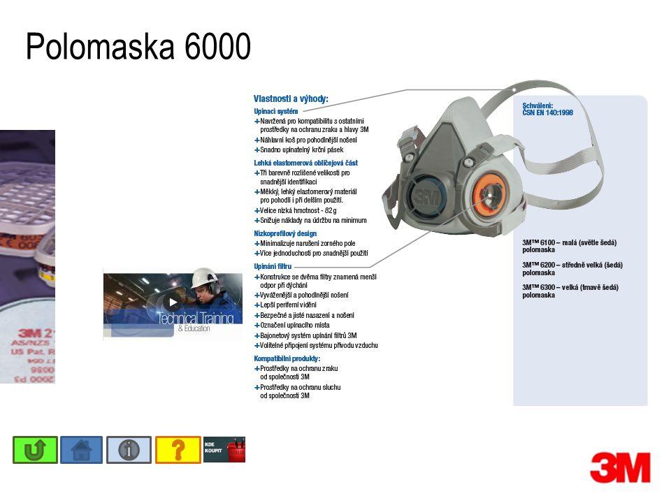 Polomaska 6000