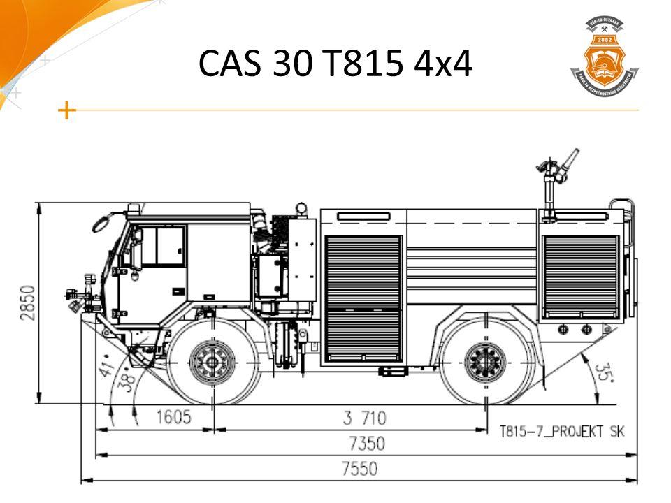 CAS 30 T815 4x4