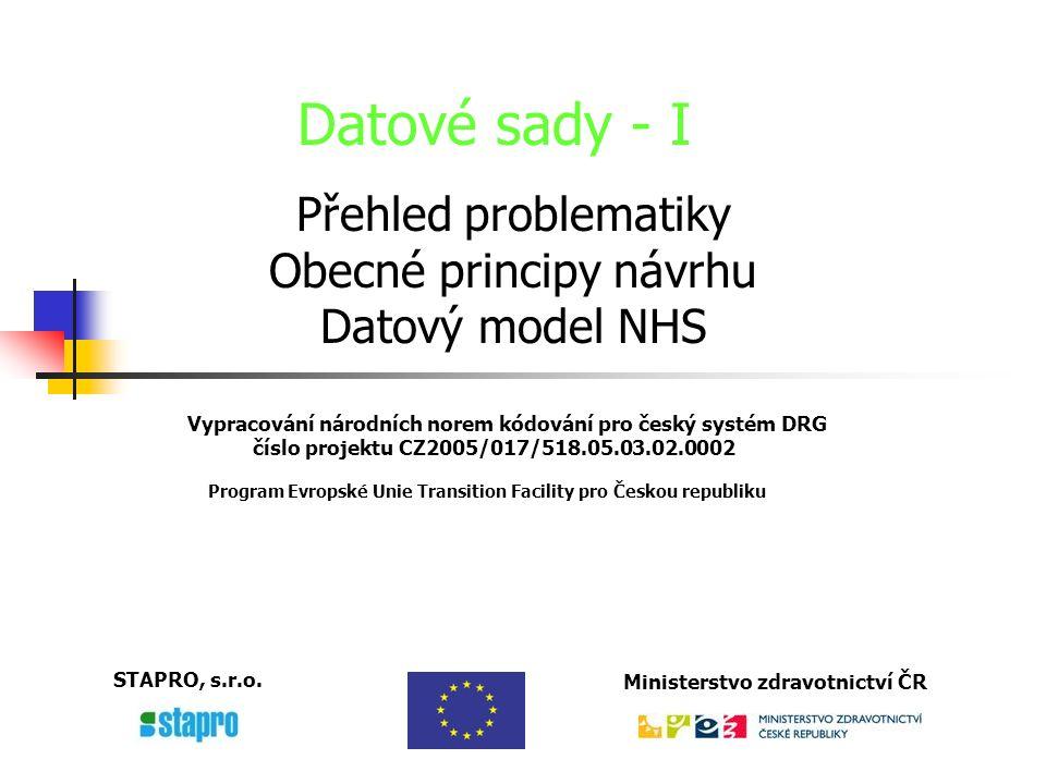 Rozsah návrhu oblast vztahu poskytovatel x plátce především: výkaz poskytnuté péče oprávnění poskytování kontrola kvality podpora revizní činnosti všechny typy zdravotních služeb