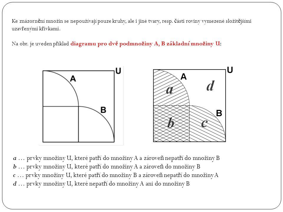 Řešení: Protože každý student chodí práv ě na dva jazyky, budeme se zabývat pouze oblastmi b, d, f.