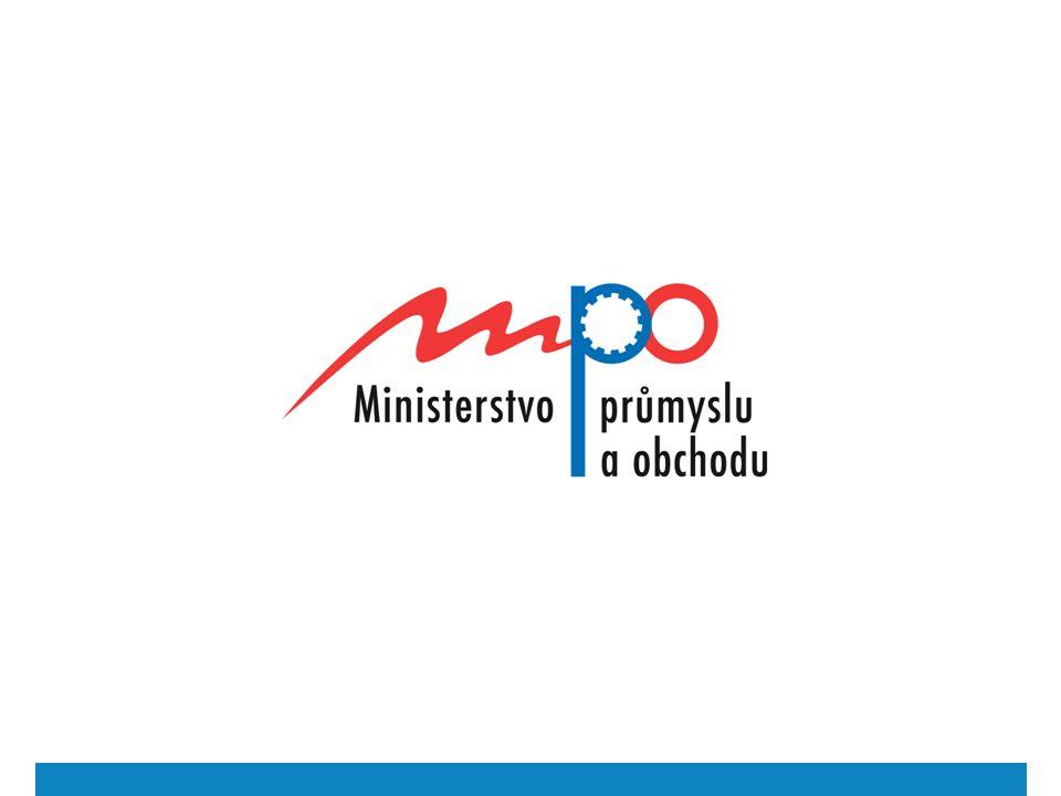  2008  Ministerstvo průmyslu a obchodu 22 Děkuji za pozornost .