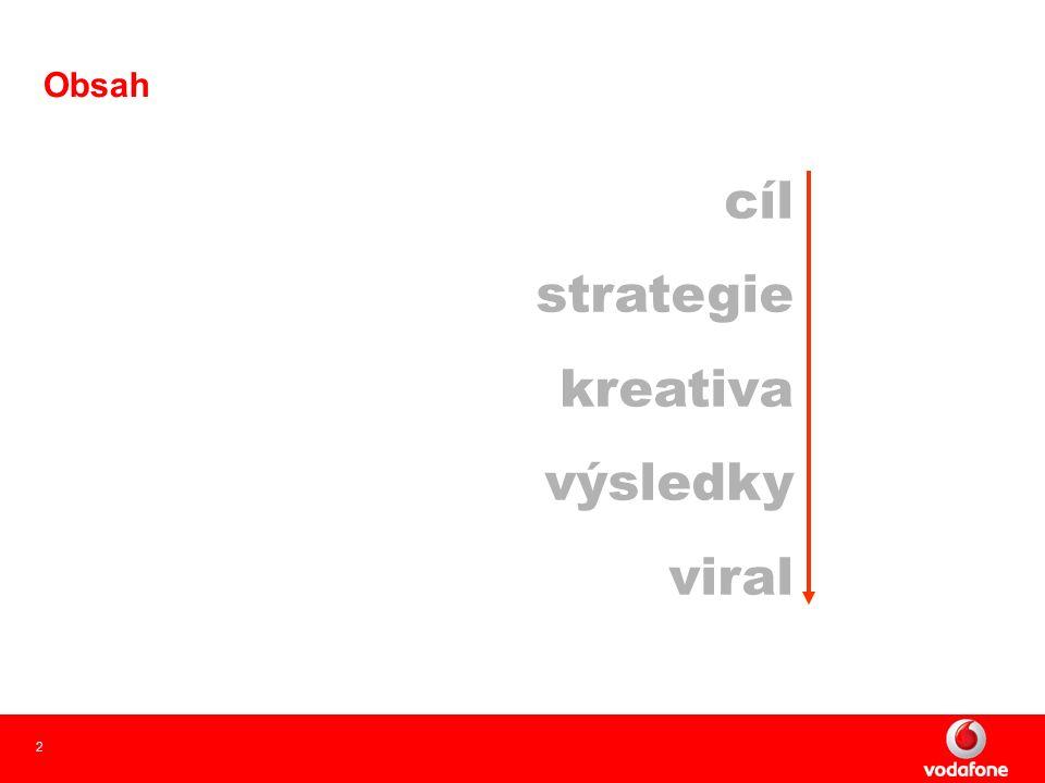 2 Obsah cíl strategie kreativa výsledky viral