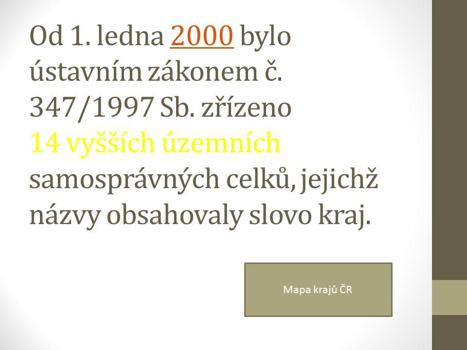 KrajRozloha (km2)Počet obyvatel Praha14.2.Středočeský1.3.