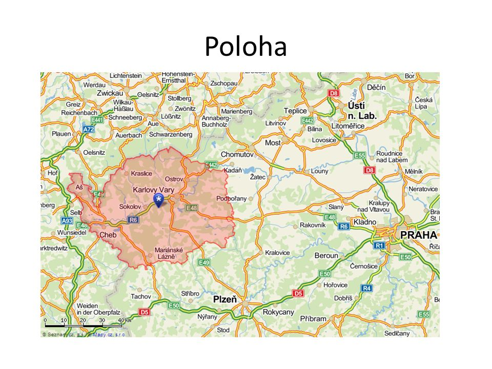 Hospodářství V Karlovarském kraji je významně zastoupeno lázeňství (hlavně Karlovy Vary, Mariánské Lázně, Františkovy Lázně a Jáchymov).