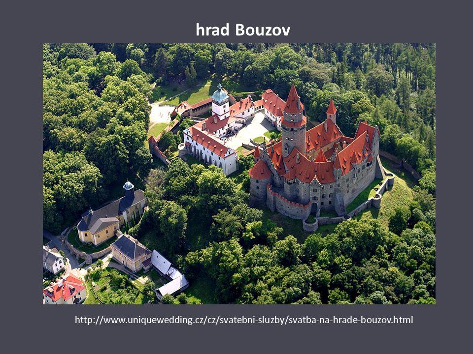 hrad Bouzov http://www.uniquewedding.cz/cz/svatebni-sluzby/svatba-na-hrade-bouzov.html