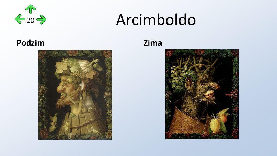Arcimboldo PodzimZima 20