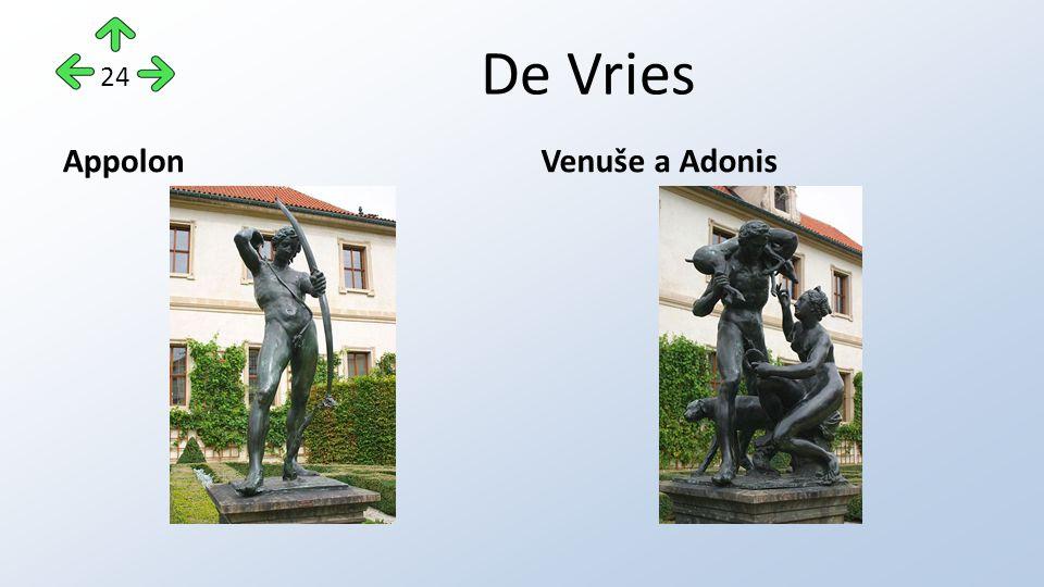 De Vries AppolonVenuše a Adonis 24