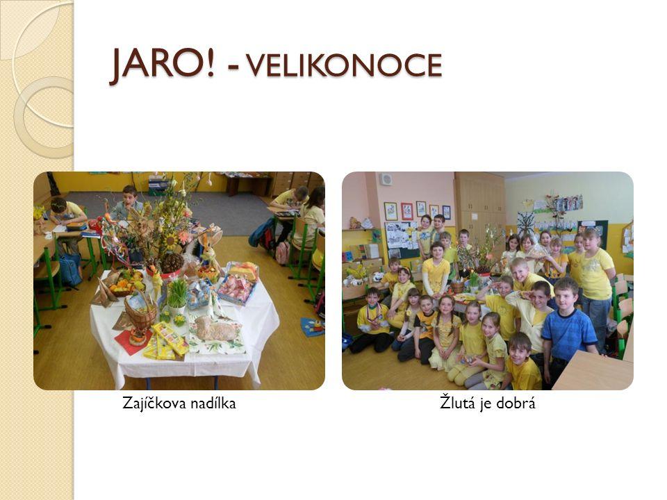 JARO! - VELIKONOCE
