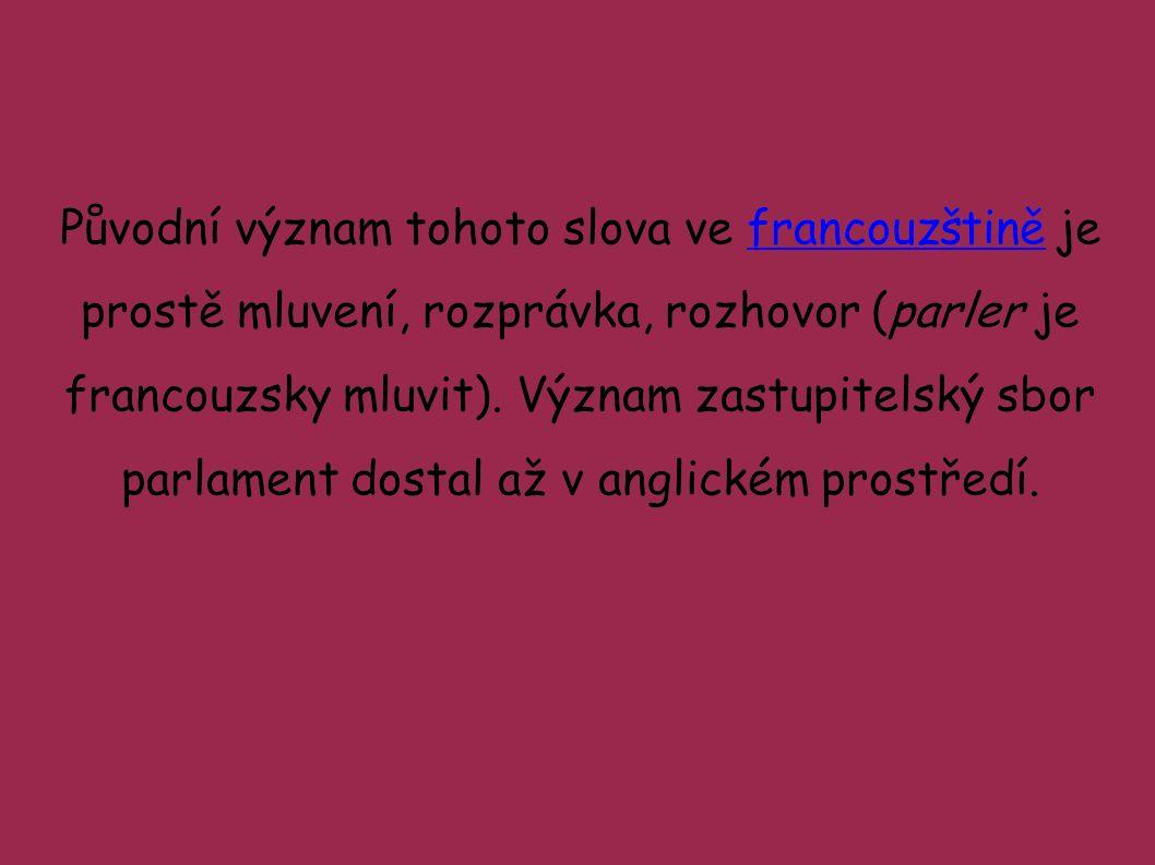 Senát http://www.senat.cz/