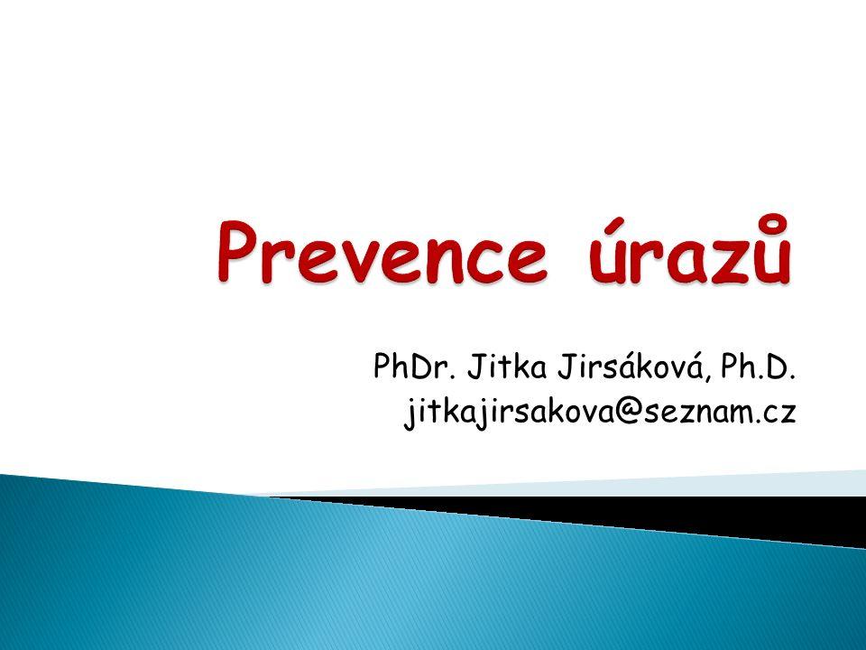 PhDr. Jitka Jirsáková, Ph.D. jitkajirsakova@seznam.cz
