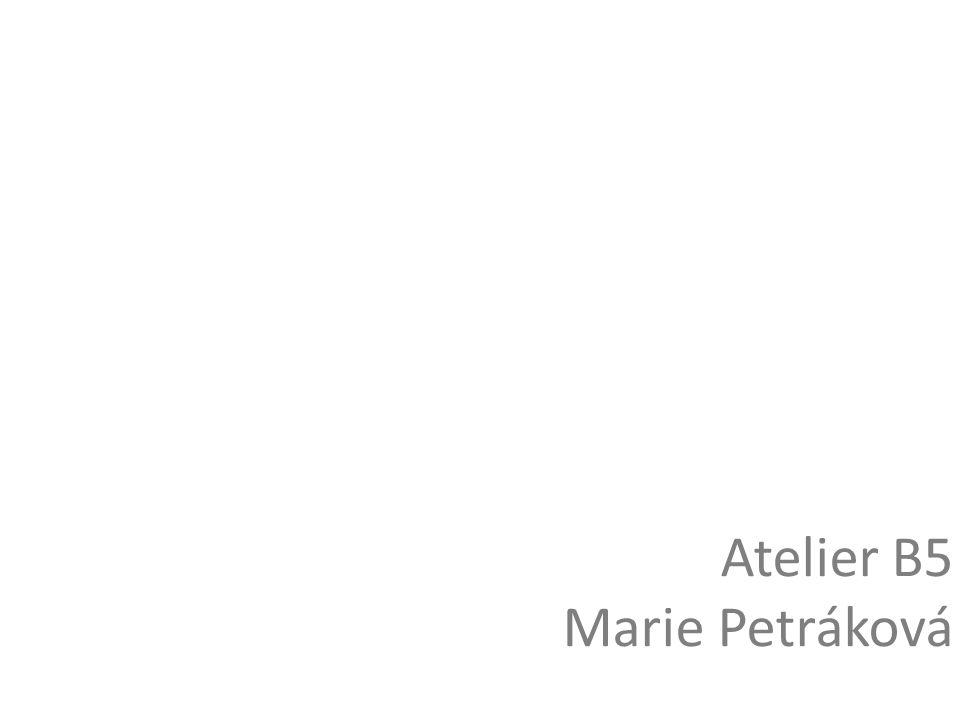 Atelier B5 Marie Petráková