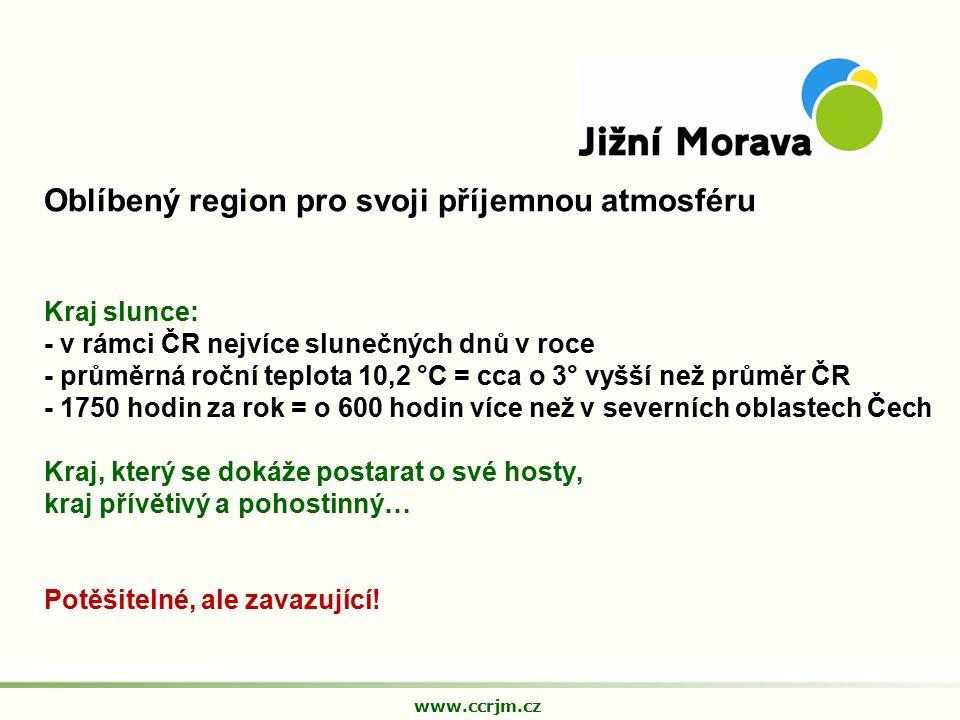 Komunikující místo – dalším vzděláváním k rozvoji cestovního ruchu v Jihomoravském kraji Projekt zaměřený na vzdělávání pracovníků v cestovním ruchu, na zvyšování kvality služeb, komunikace se zákazníkem.