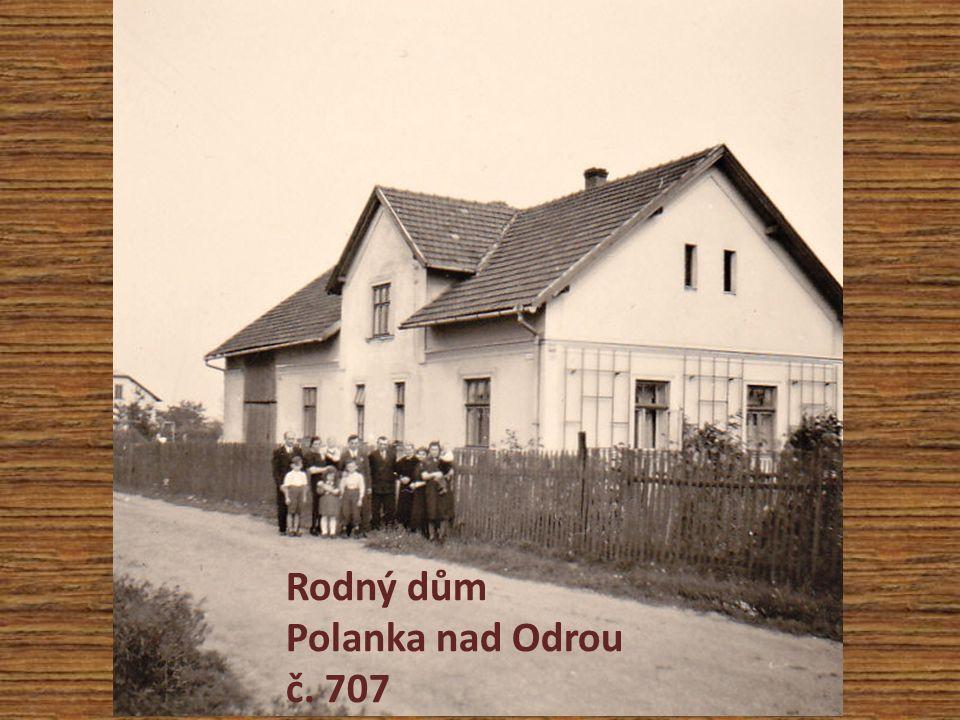 Rodný dům Polanka nad Odrou č. 707