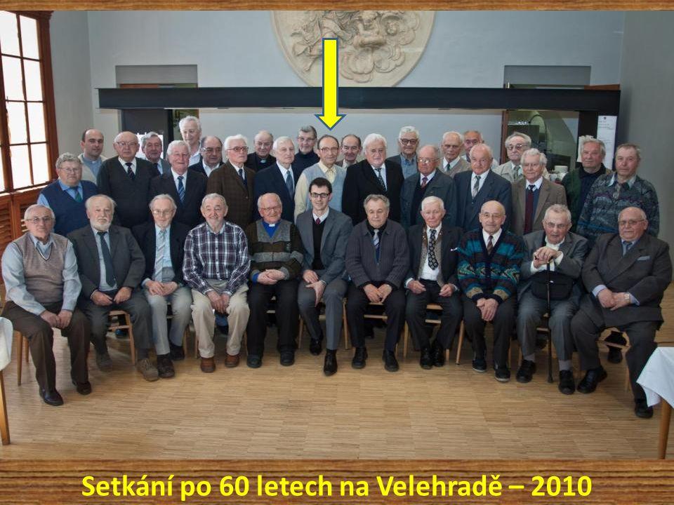 Setkání po 60 letech na Velehradě – 2010