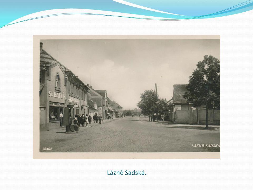 Lázně Sadská.