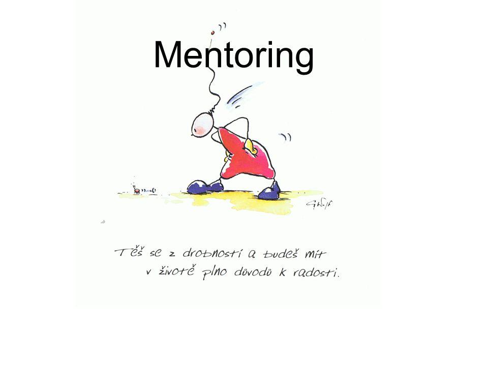4 Cíl kurzu Naučit se poutavě a efektivně vést proces mentoringu Poradit se s lektorem a s ostatními kolegy o příkladech, které jsou obtížněji zvládnutelné