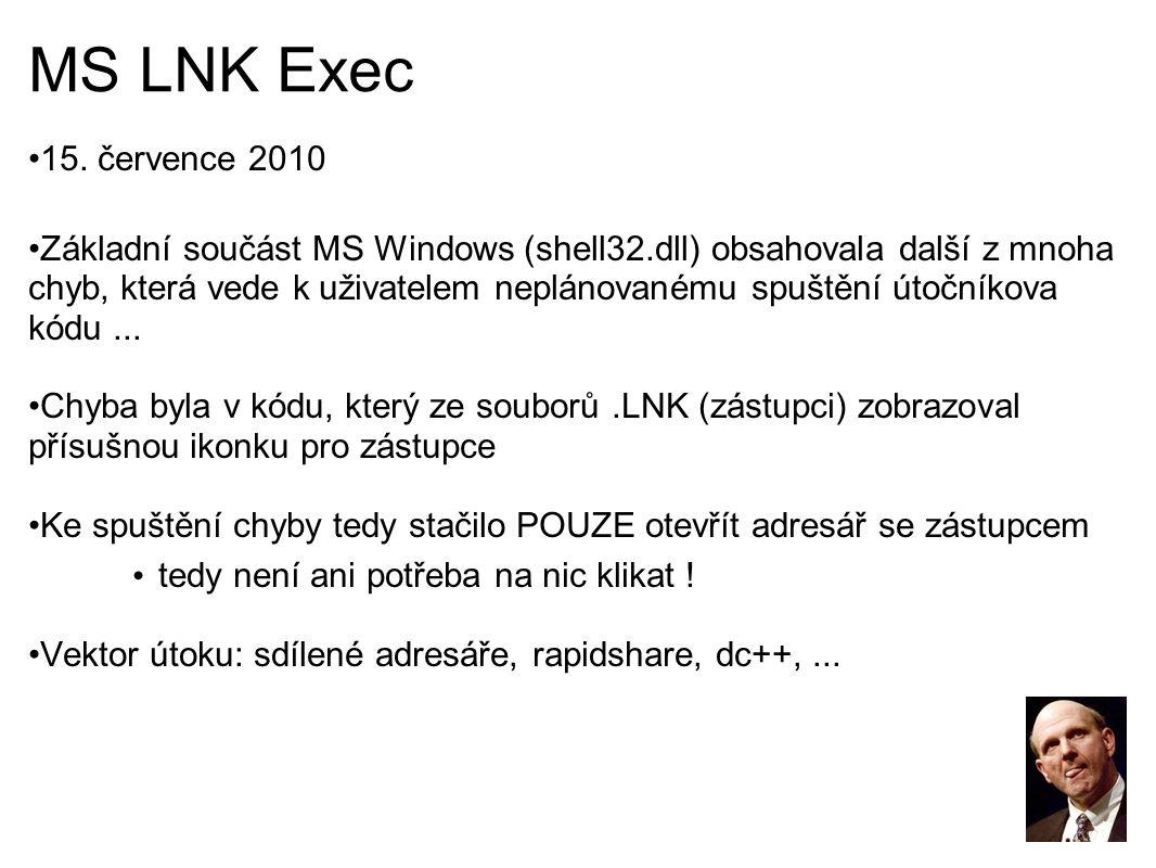 MS LNK Exec 15.