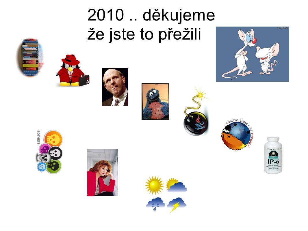 2010.. děkujeme že jste to přežili