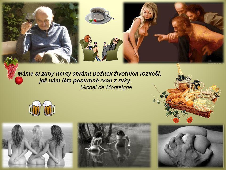 Co nám udělá stáří, když jsme dva? Henri Stendhal