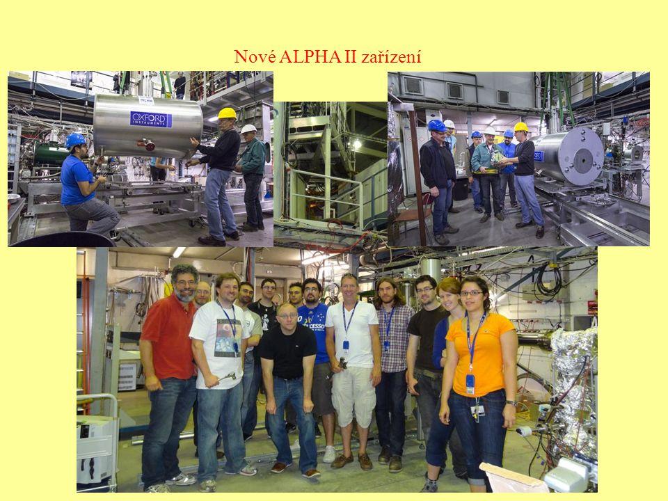 Nové ALPHA II zařízení