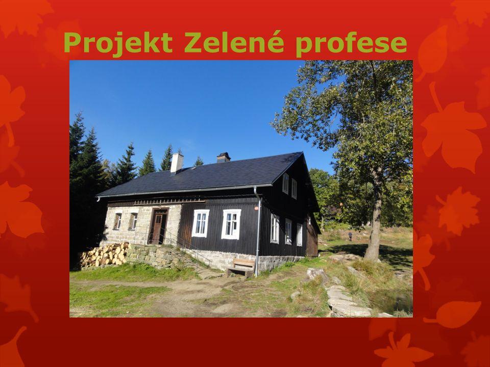 Projekt Zelené profese