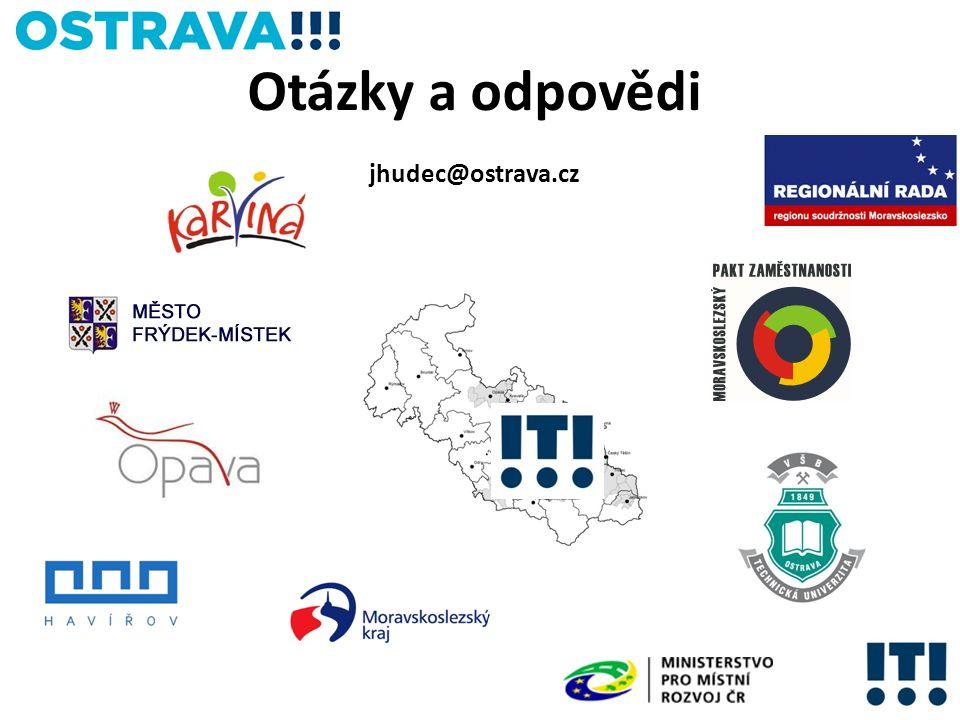 Otázky a odpovědi jhudec@ostrava.cz