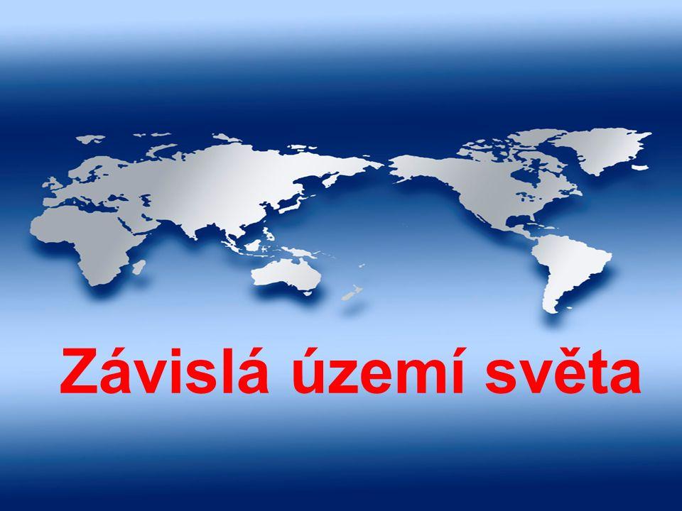 Jsou různá území světa, která nejsou samostatnými státy Důvody: 1.