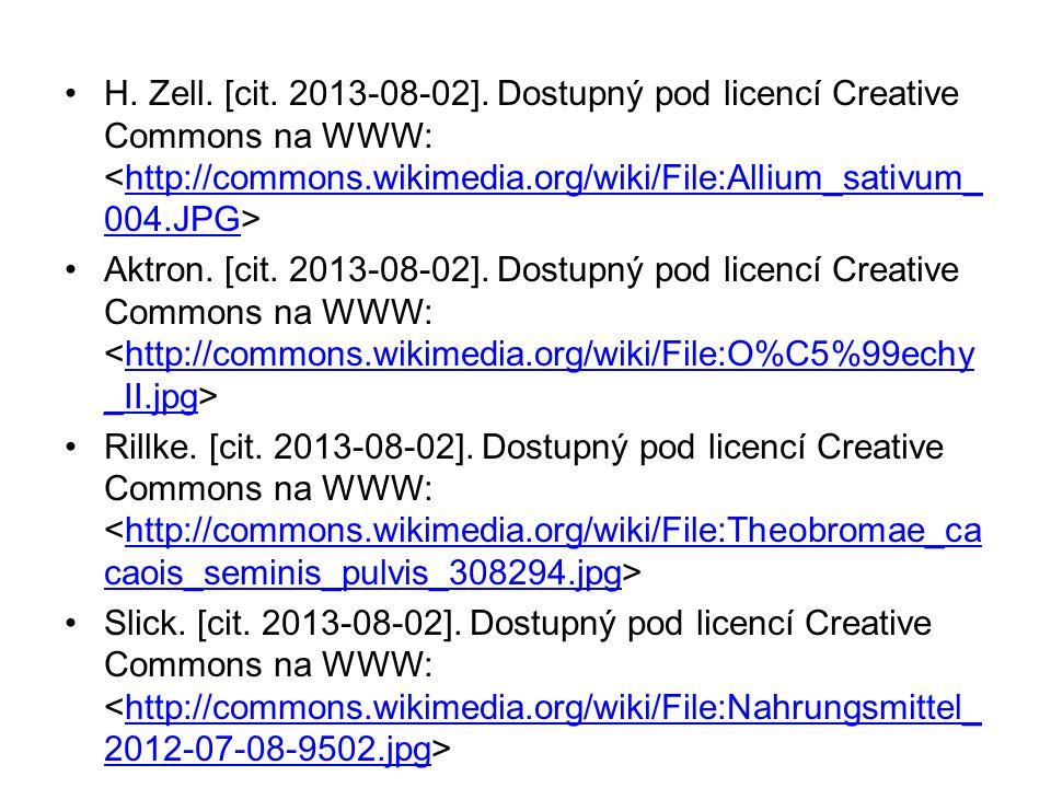 H. Zell. [cit. 2013-08-02].