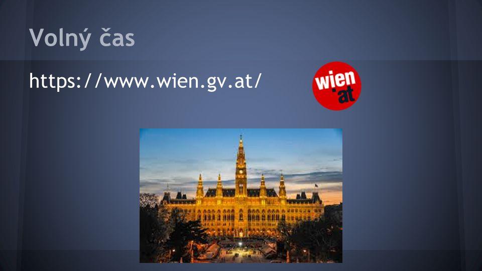 Volný čas https://www.wien.gv.at/