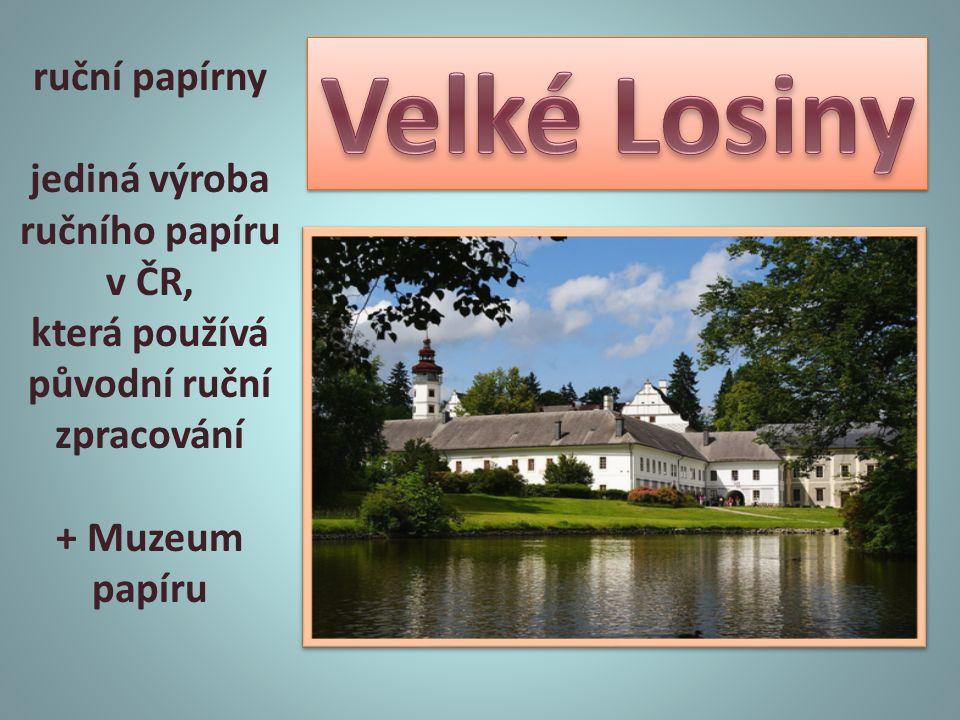 ruční papírny jediná výroba ručního papíru v ČR, která používá původní ruční zpracování + Muzeum papíru