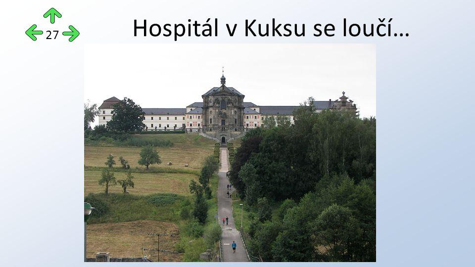 Hospitál v Kuksu se loučí… 27
