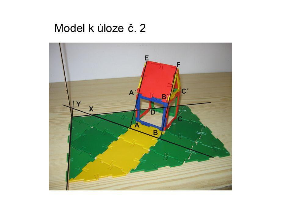 Model k úloze č. 2