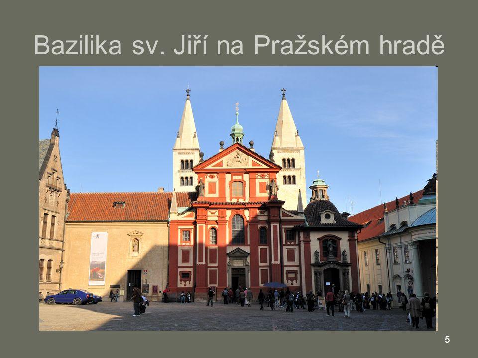 Bazilika sv. Jiří na Pražském hradě 5