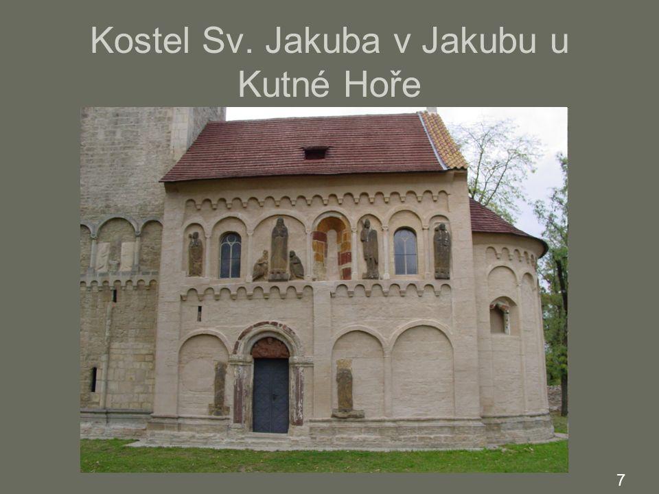 Kostel Sv. Jakuba v Jakubu u Kutné Hoře 7