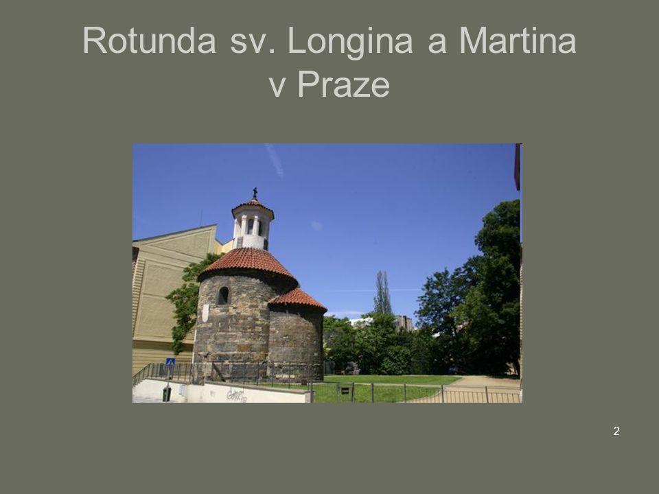 Rotunda sv. Longina a Martina v Praze 2