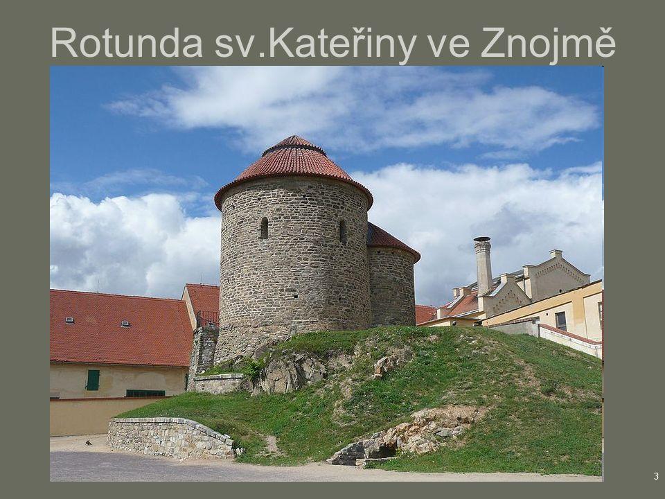 Rotunda sv.Kateřiny ve Znojmě 3