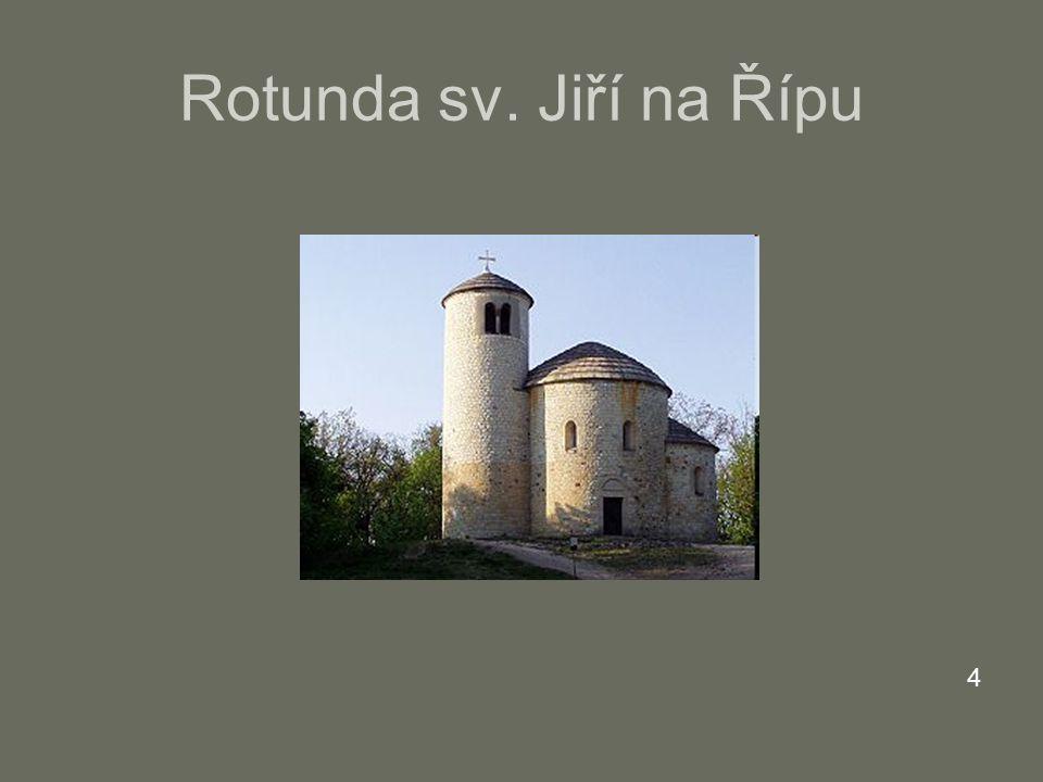 Rotunda sv. Jiří na Řípu 4